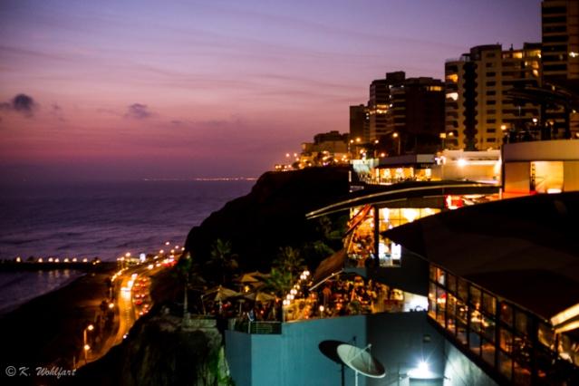 Larcomar, Miraflores, Lima, Peru