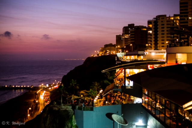 Larcomar,Miraflores,Lima,秘鲁