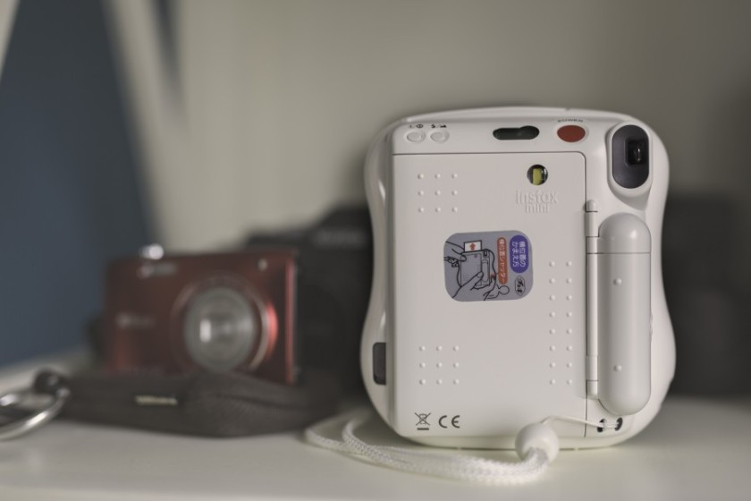 kamera baksida